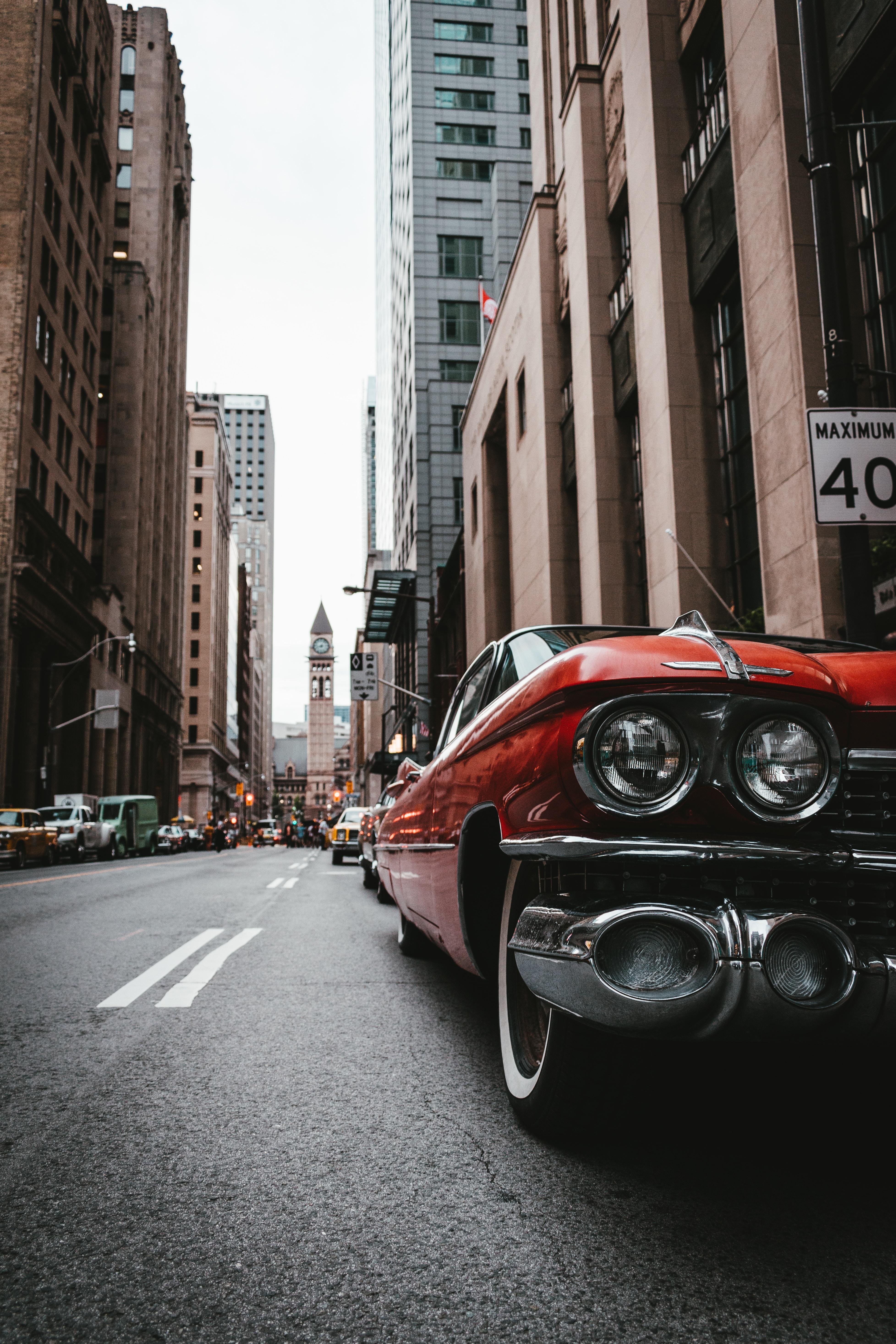 58807 скачать обои Город, Старый, Улица, Тачки (Cars), Машина, Мегаполис - заставки и картинки бесплатно