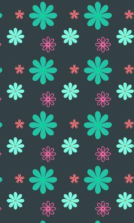 136983 baixar papel de parede Texturas, Textura, Fundo, Flores, Padrões - protetores de tela e imagens gratuitamente