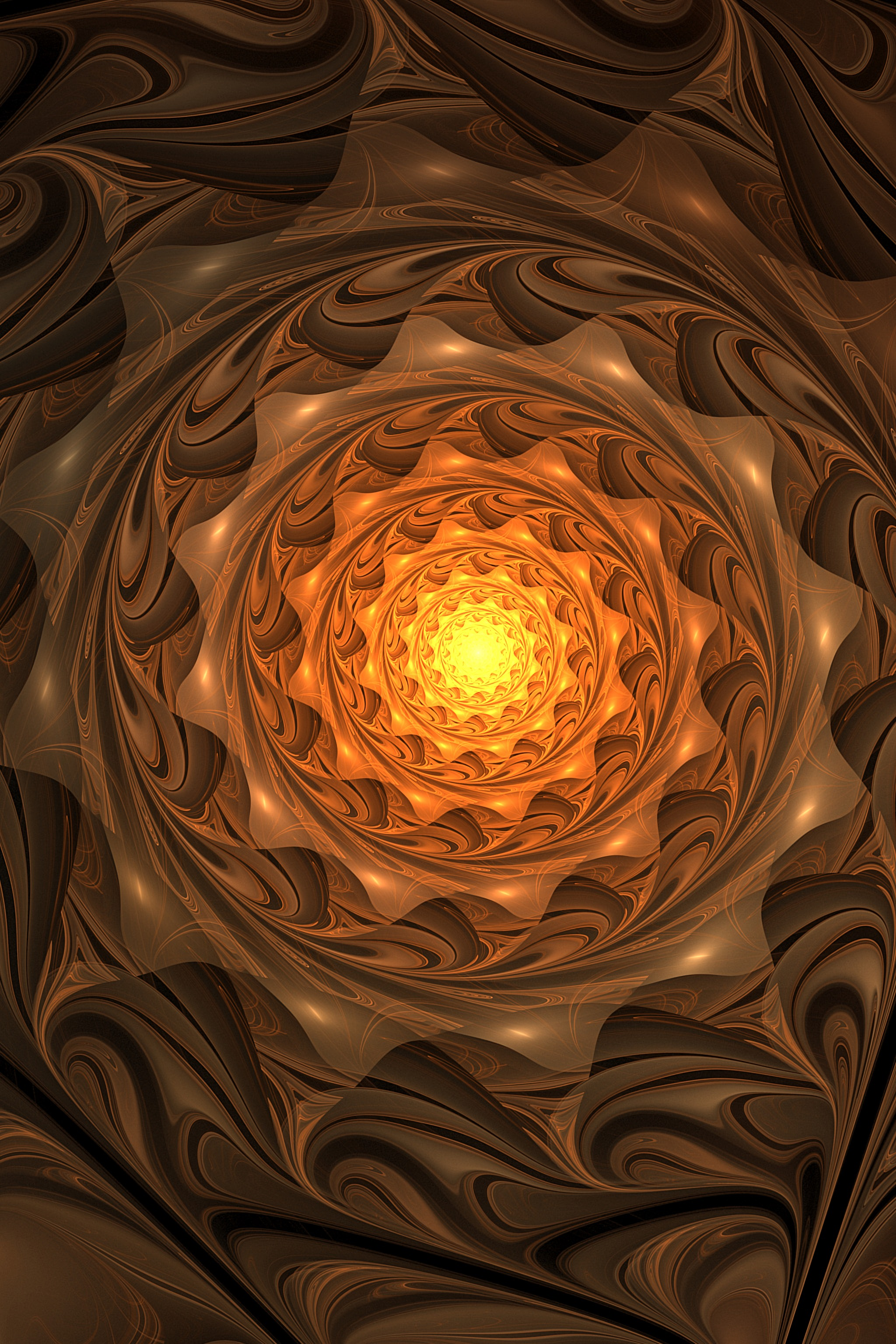 63614 Screensavers and Wallpapers Swirling for phone. Download Abstract, Fractal, Glow, Spiral, Swirling, Involute pictures for free