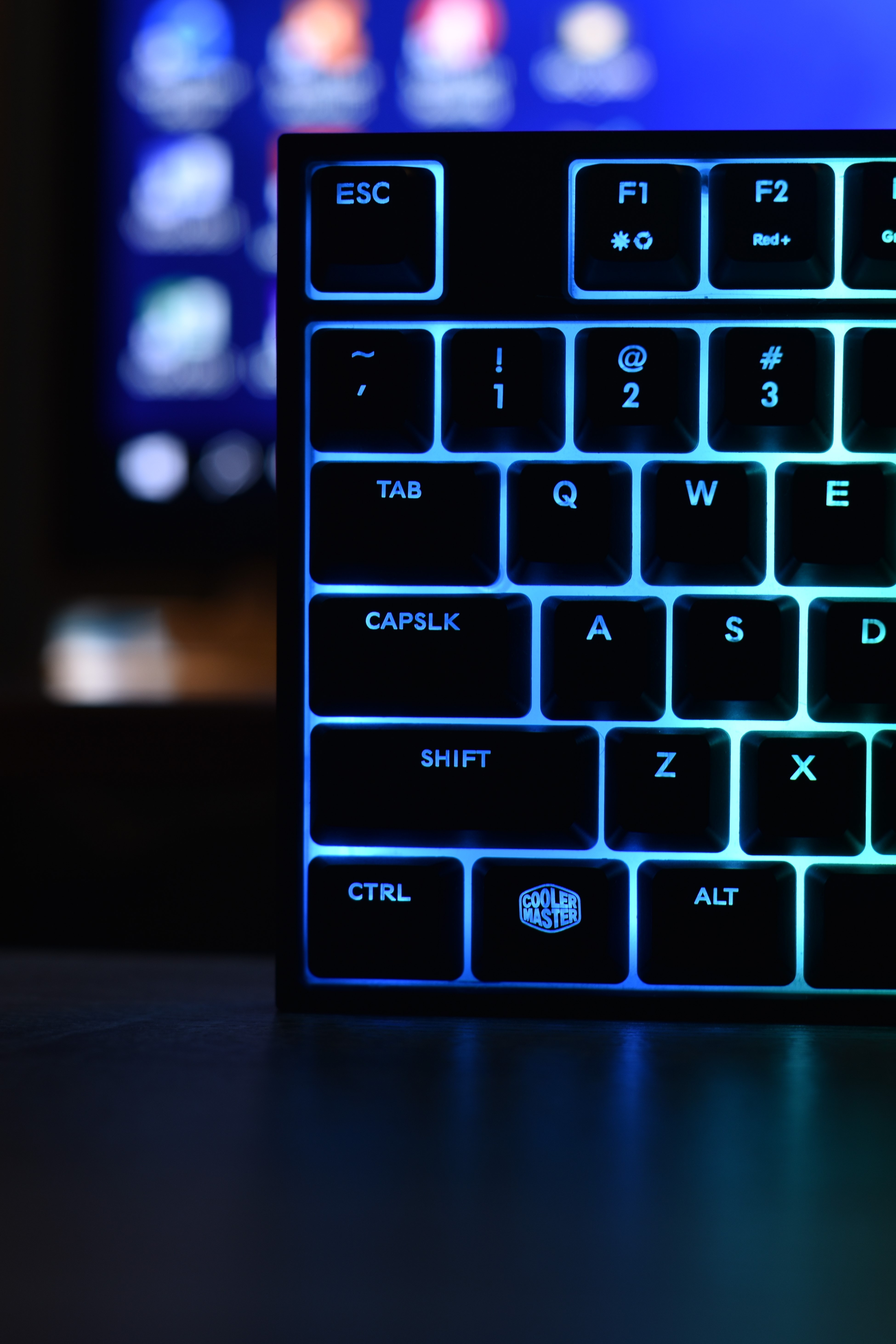 102187 download wallpaper Technology, Symbols, Characters, Backlight, Illumination, Technologies, Keys, Letters, Keyboard screensavers and pictures for free