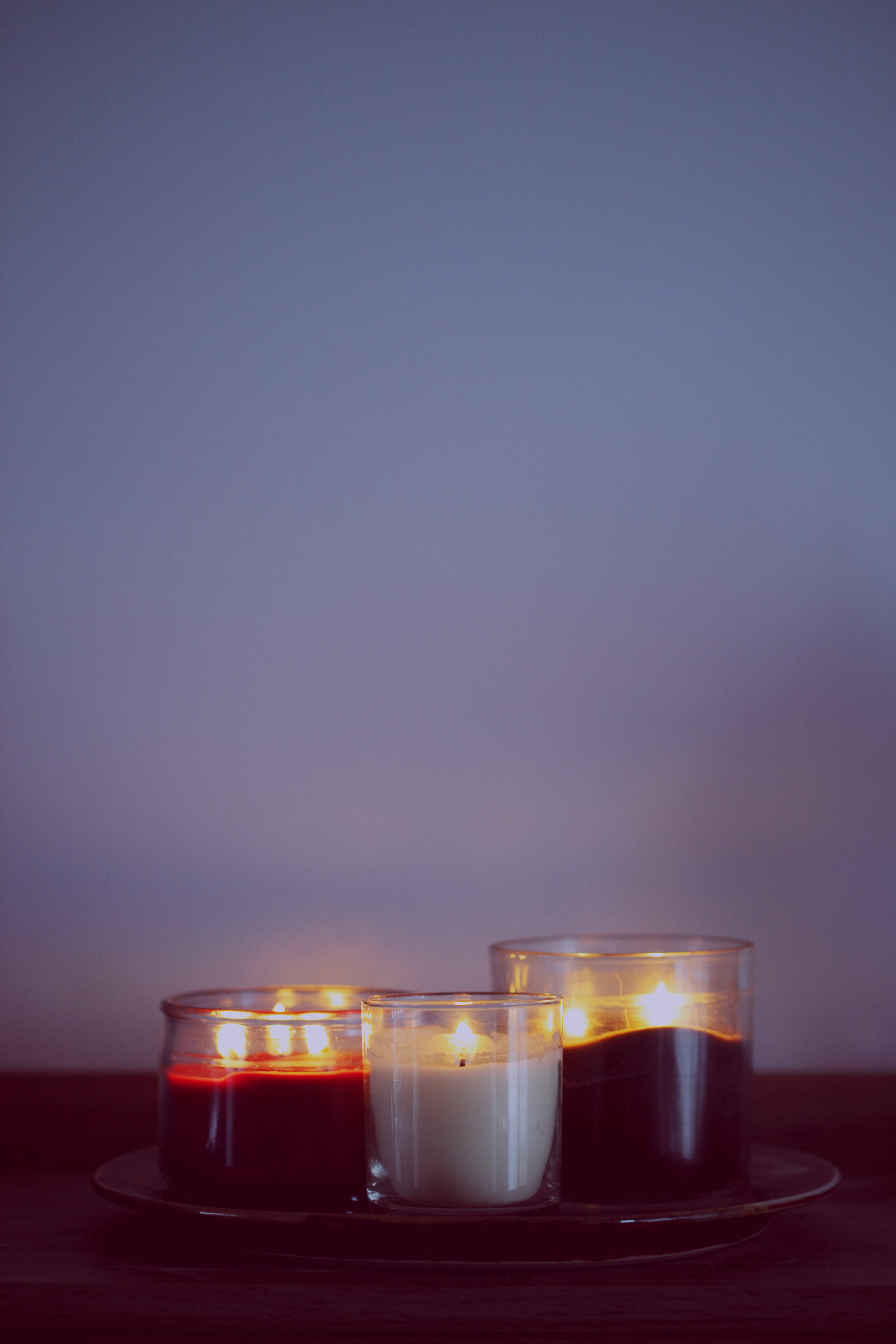 114725 Screensavers and Wallpapers Candles for phone. Download Candles, Miscellanea, Miscellaneous, Table, Wick, Wax pictures for free