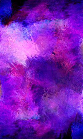 123786 baixar papel de parede Texturas, Textura, Pintar, Manchas, Pontos, Roxo, Violeta - protetores de tela e imagens gratuitamente