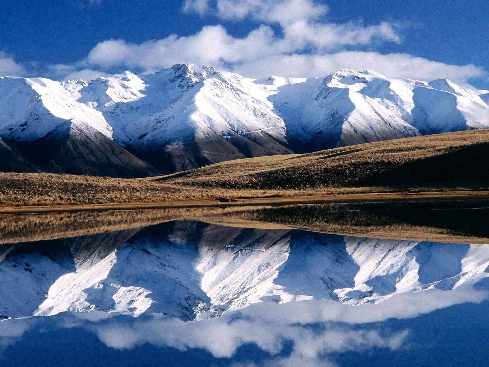157729 télécharger le fond d'écran Nature, Hiver, Réflexion, Lac, Miroir, Lignes, Soulagement, Relief, Montagnes - économiseurs d'écran et images gratuitement