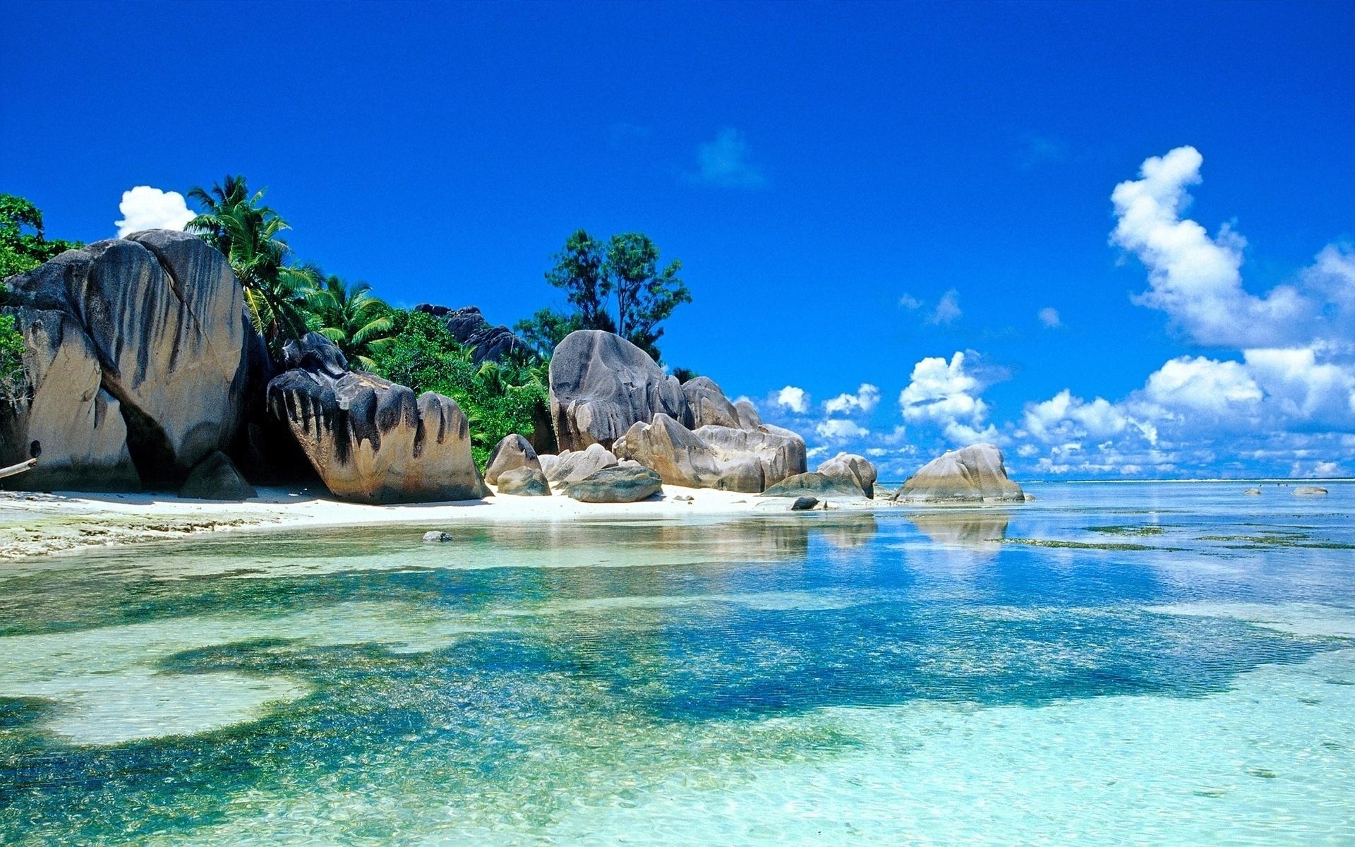 30149 скачать обои Пейзаж, Море, Пляж - заставки и картинки бесплатно