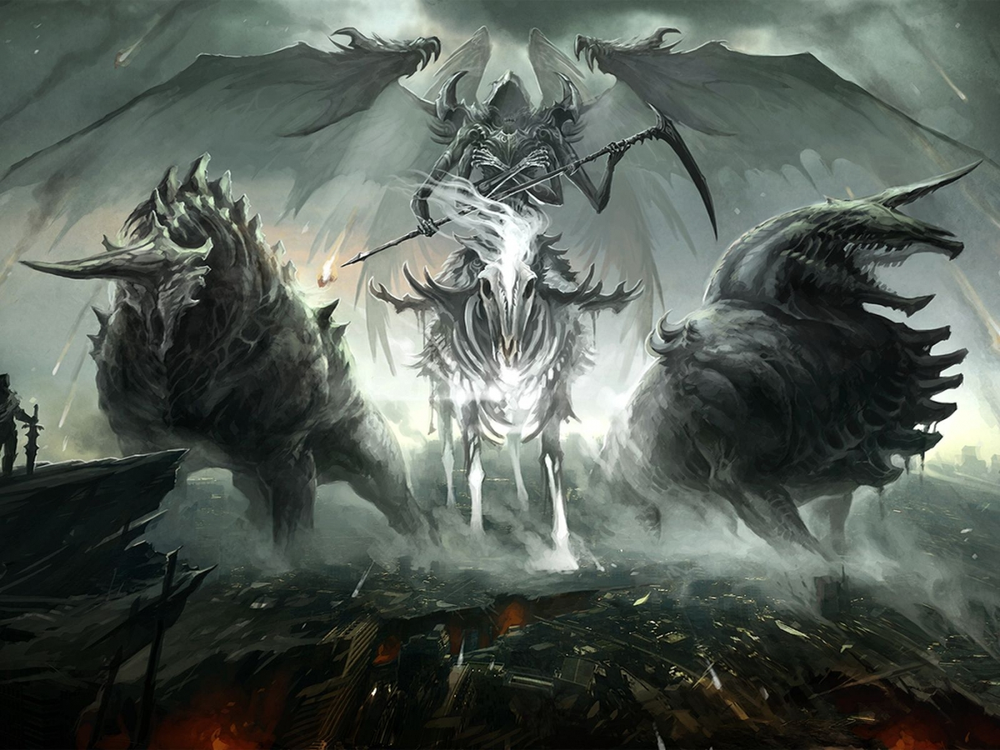 35389 Screensavers and Wallpapers Demons for phone. Download Fantasy, Demons pictures for free