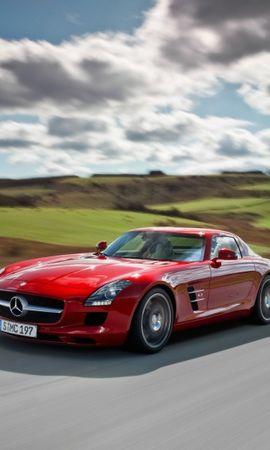 2234 télécharger le fond d'écran Transports, Voitures, Routes, Mercedes - économiseurs d'écran et images gratuitement