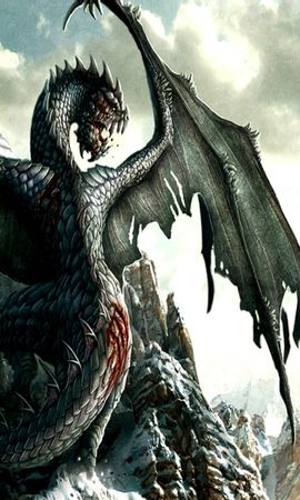 24502 скачать обои Фэнтези, Драконы - заставки и картинки бесплатно