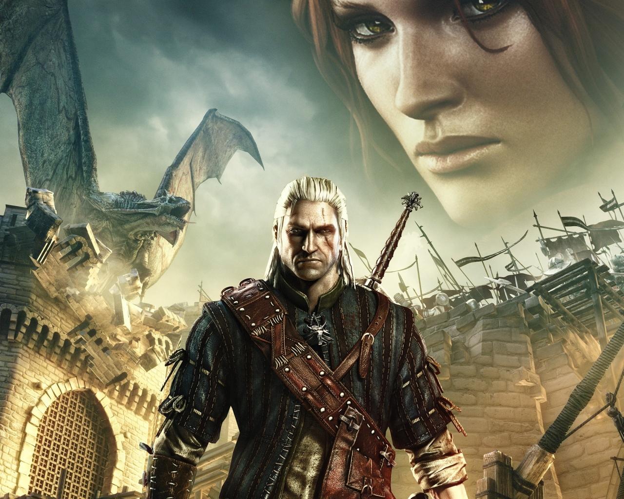 21281 скачать обои Игры, Ведьмак (The Witcher) - заставки и картинки бесплатно