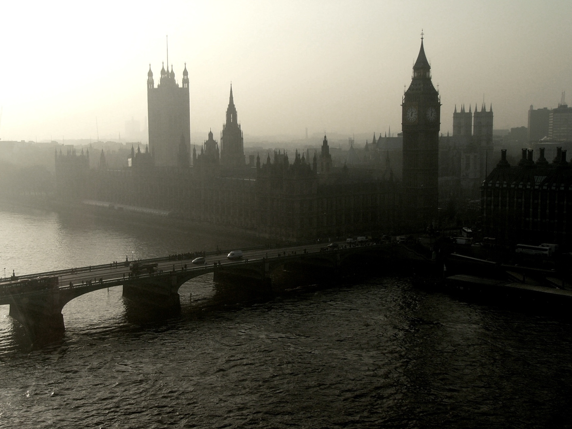 118686 download wallpaper Panorama, City, London, Palace Of Westminster, Bridge, Rivers, Thames, Tower, Big Ben, Cities screensavers and pictures for free