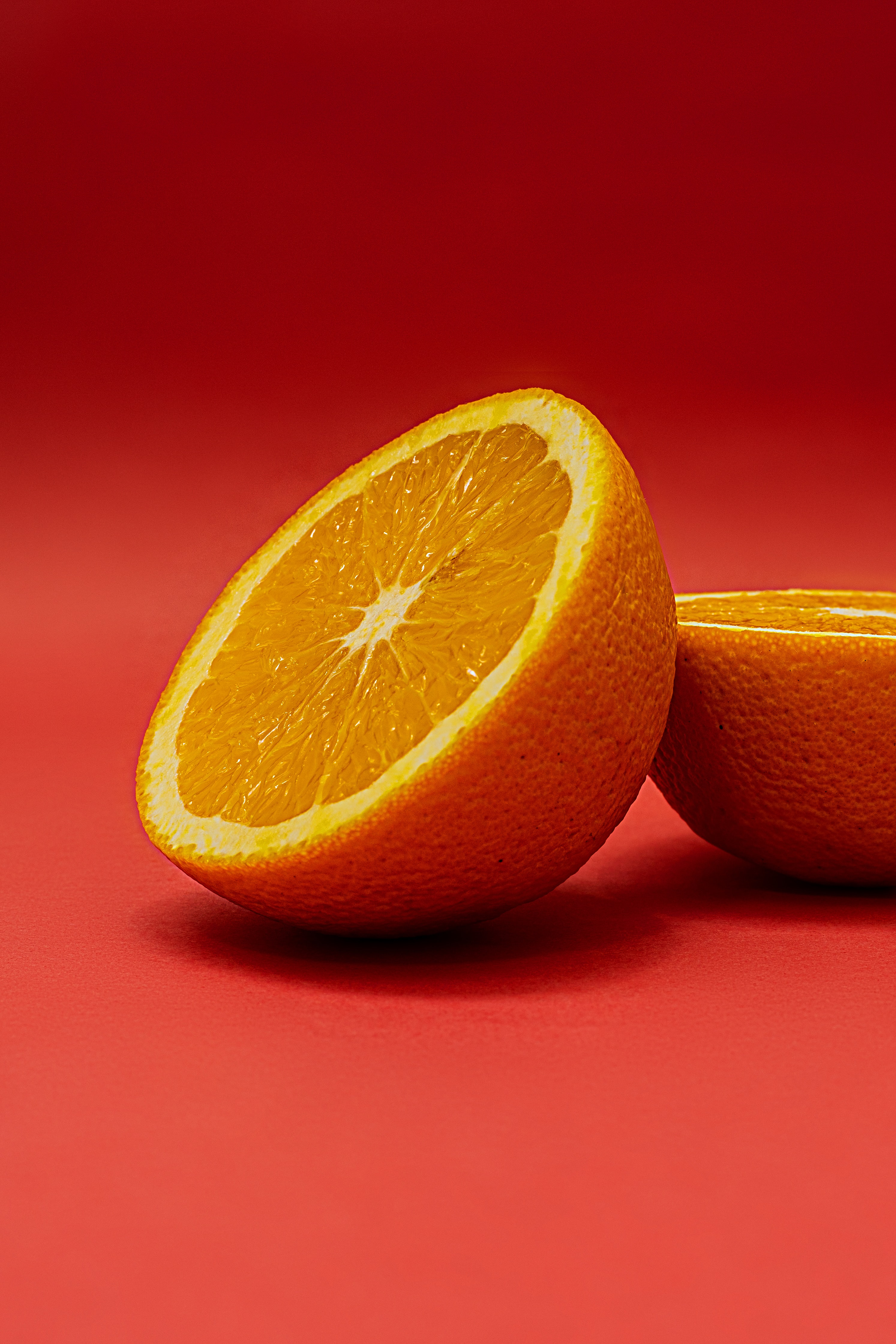 65724 download wallpaper Food, Fruit, Citrus, Lobules, Slices screensavers and pictures for free