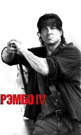 12845 скачать обои Кино, Люди, Актеры, Мужчины, Сильвестр Сталлоне (Sylvester Stallone), Рэмбо (Rambo) - заставки и картинки бесплатно
