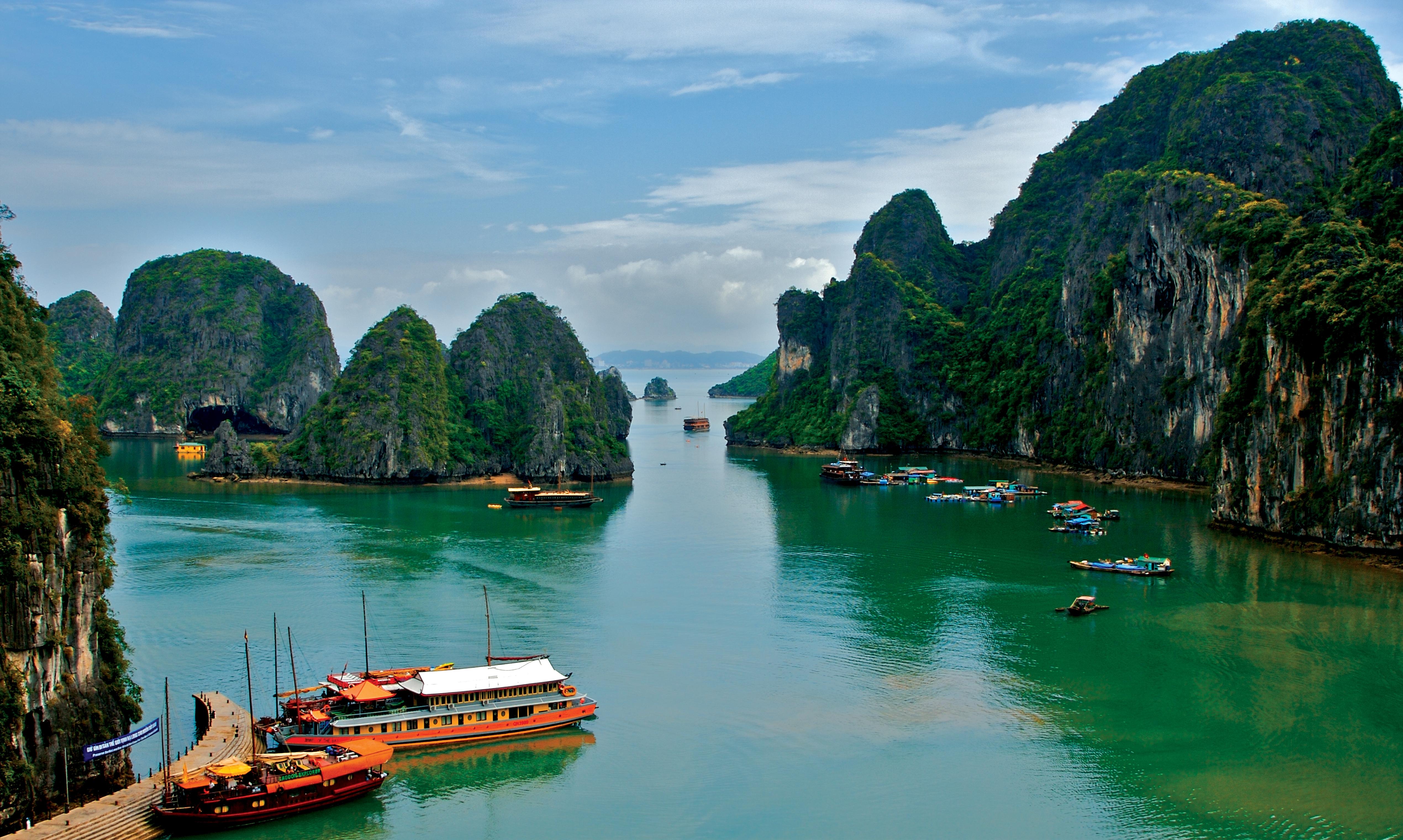 78954壁紙のダウンロード自然, ベトナム, 熱帯, 海-スクリーンセーバーと写真を無料で