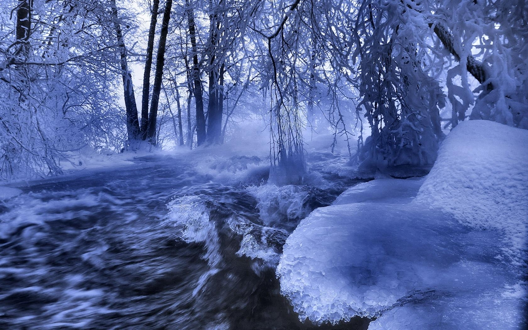 43397 download wallpaper Landscape, Winter, Nature screensavers and pictures for free