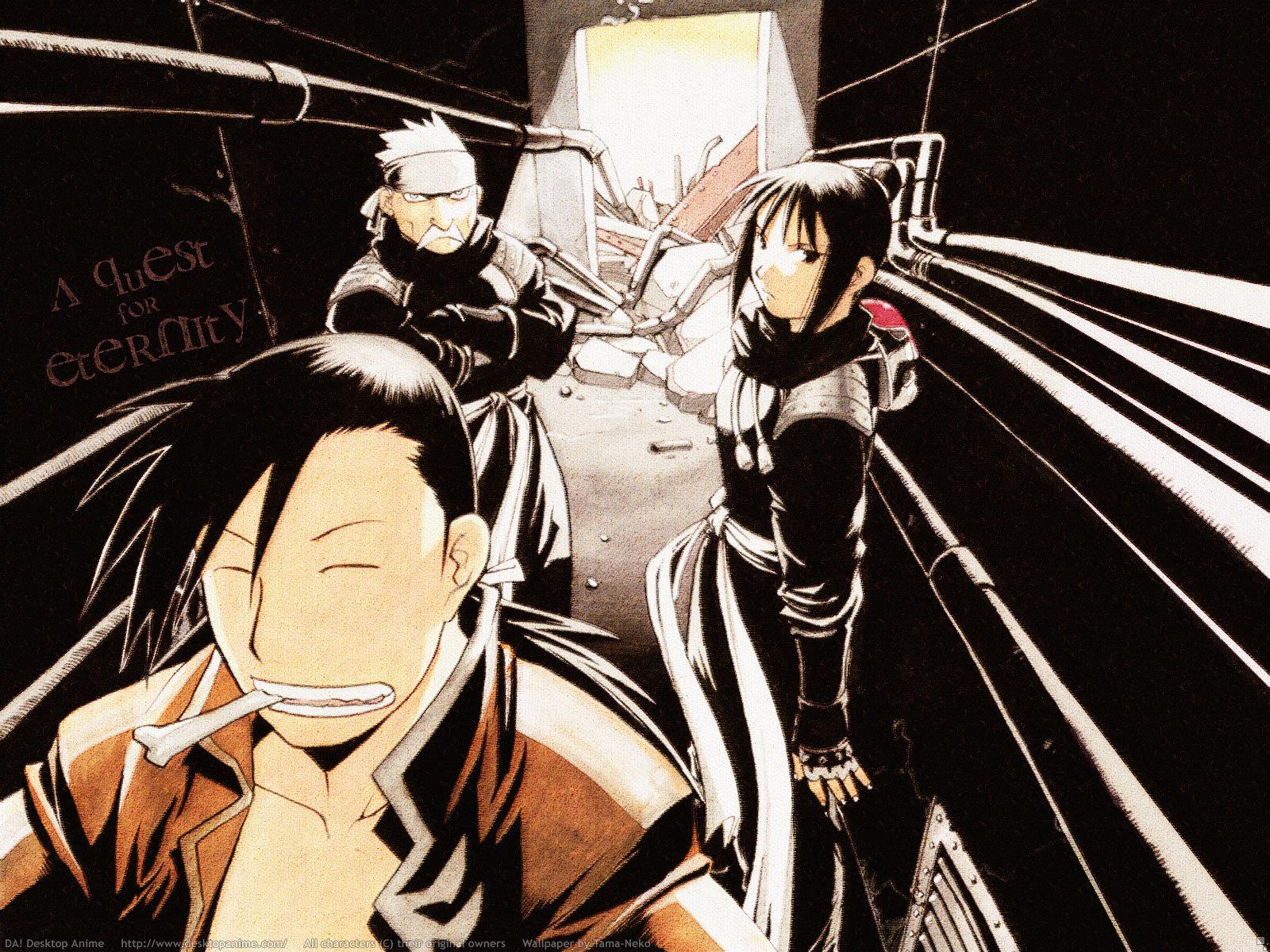 20599 Hintergrundbild herunterladen Cartoon, Anime, Fullmetal Alchemist - Bildschirmschoner und Bilder kostenlos