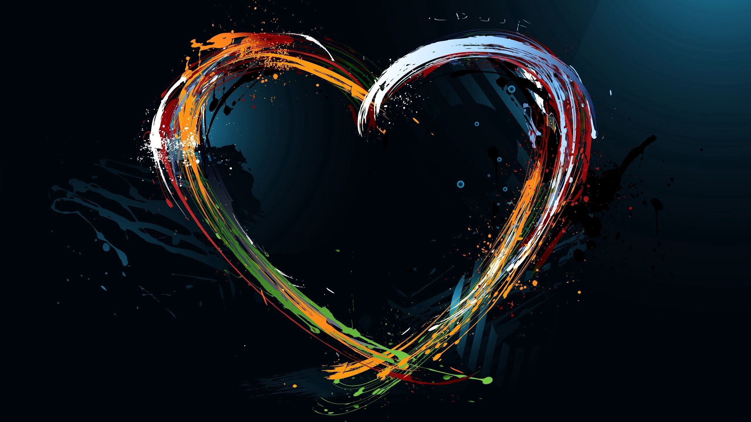 150463 download wallpaper Colorful, Love, Lines, Colourful, Heart, Shapes, Shape screensavers and pictures for free
