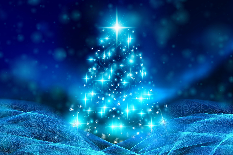 138339 Salvapantallas y fondos de pantalla Año Nuevo en tu teléfono. Descarga imágenes de Vacaciones, Árbol De Navidad, Navidad, Año Nuevo, Brillar, Brillo, Chispas gratis