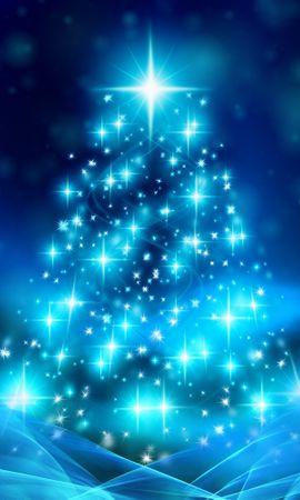 138339 télécharger le fond d'écran Fêtes, Sapin De Noël, Arbre De Noël, Noël, Nouvel An, Briller, Éclat, Étincelles, Sparks - économiseurs d'écran et images gratuitement