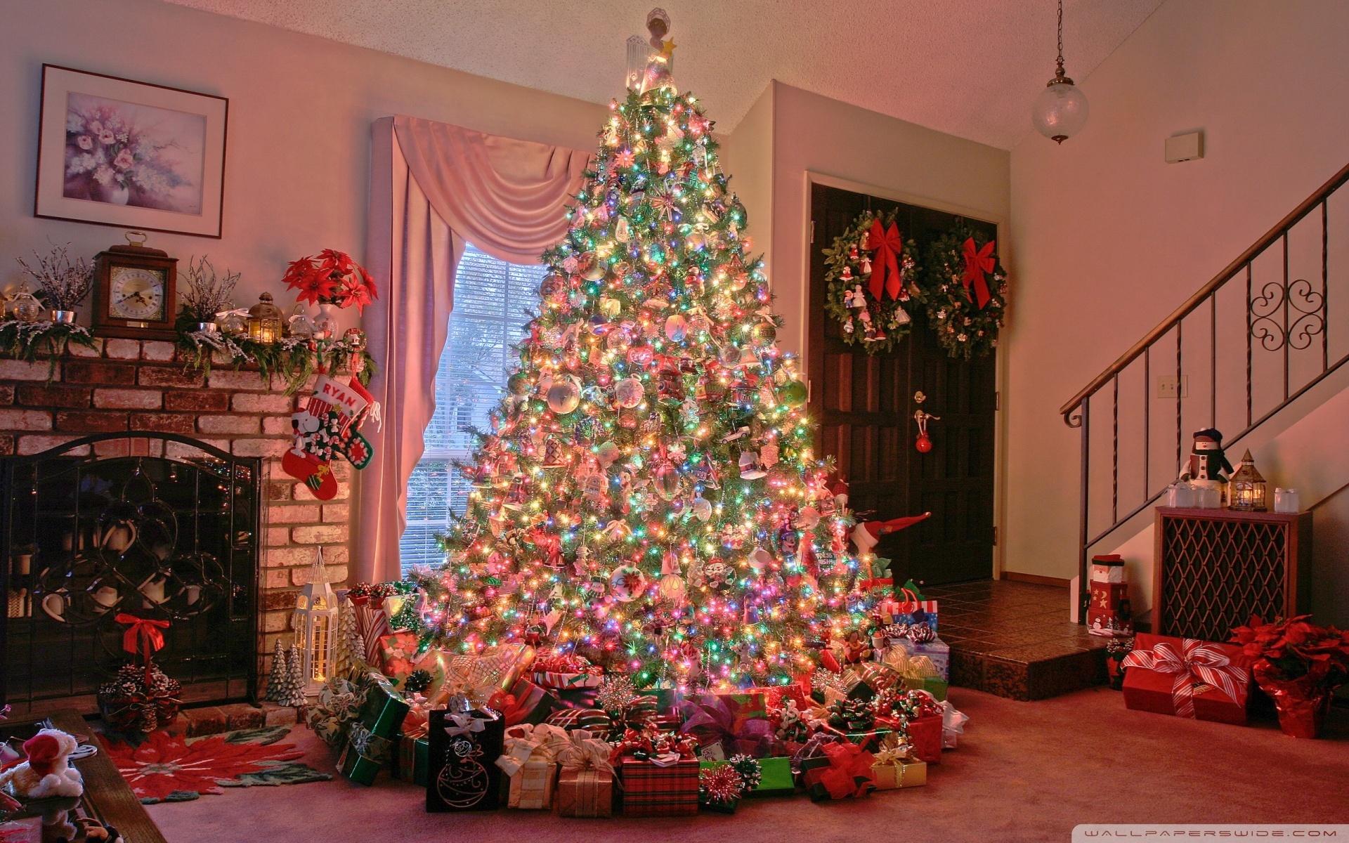 13914 скачать обои Праздники, Новый Год (New Year), Елки, Рождество (Christmas, Xmas) - заставки и картинки бесплатно
