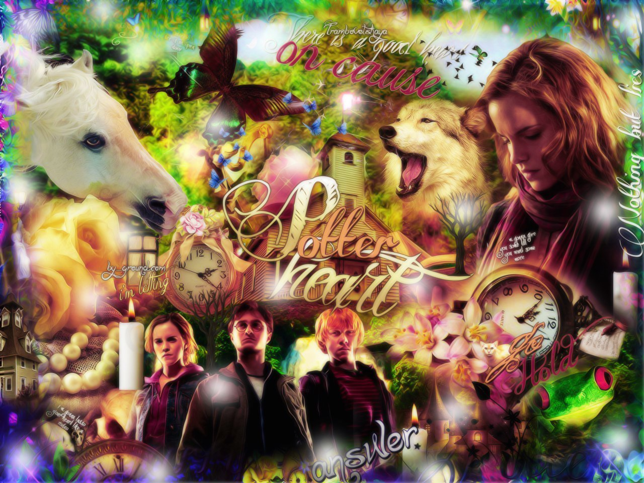 21499 download wallpaper Cinema, Harry Potter screensavers and pictures for free