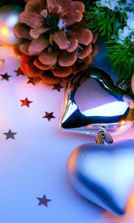 18390 скачать обои Праздники, Новый Год (New Year), Рождество (Christmas, Xmas) - заставки и картинки бесплатно