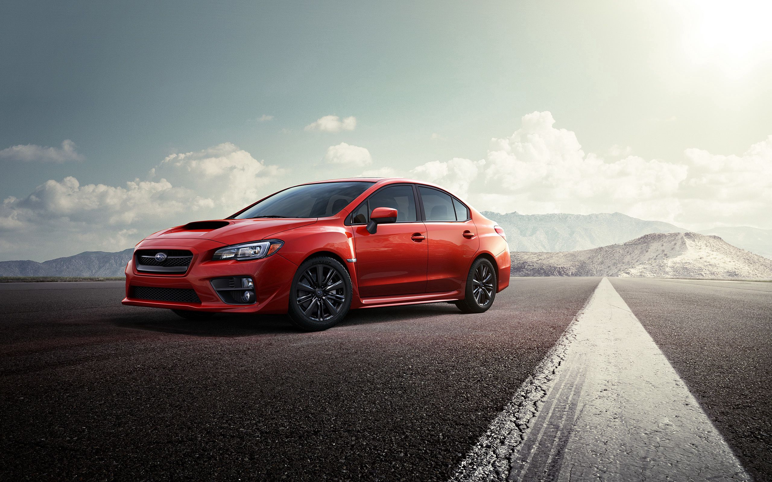 153619 download wallpaper Subaru, Cars, Road, Side View screensavers and pictures for free