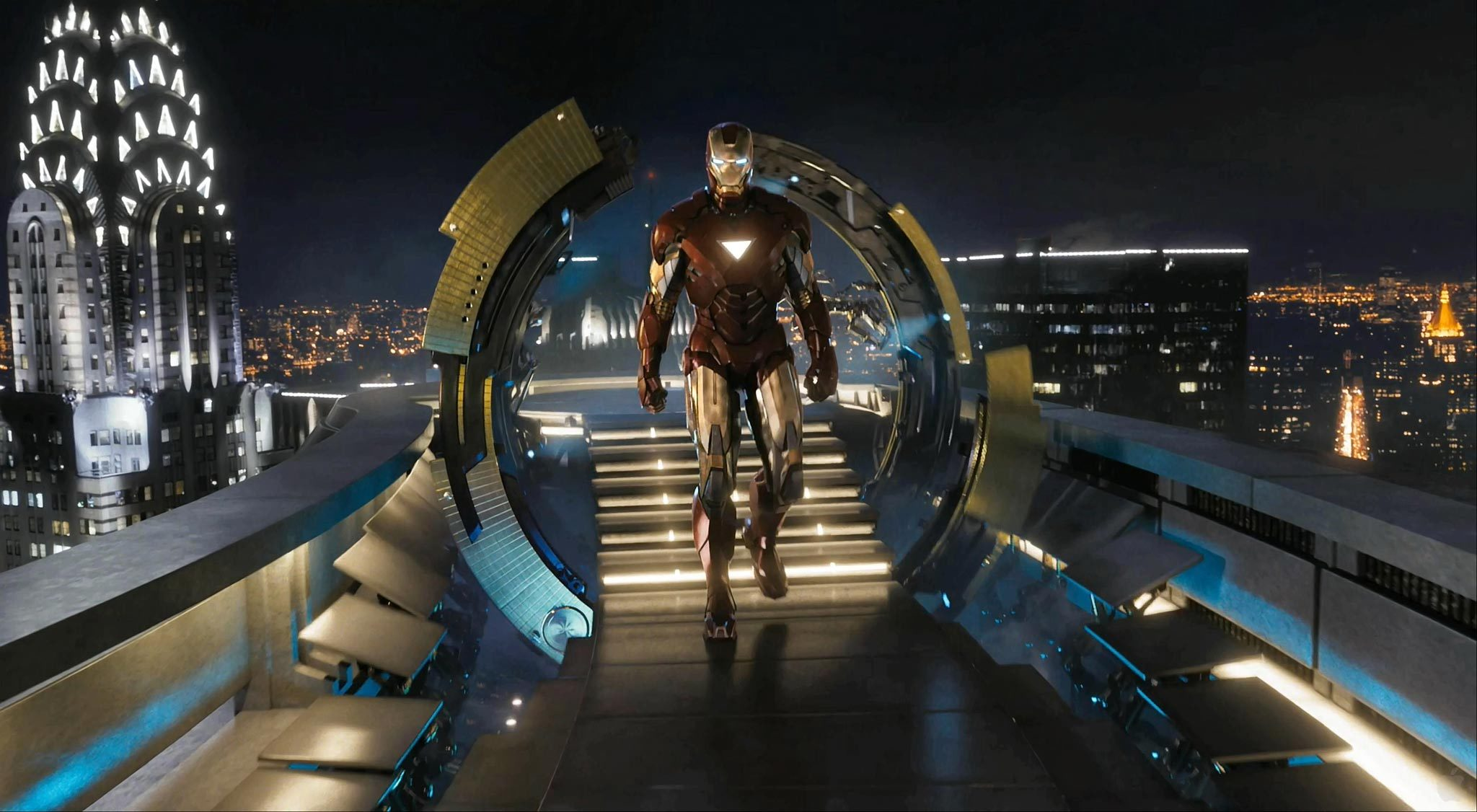 Popular Iron Man images for mobile phone