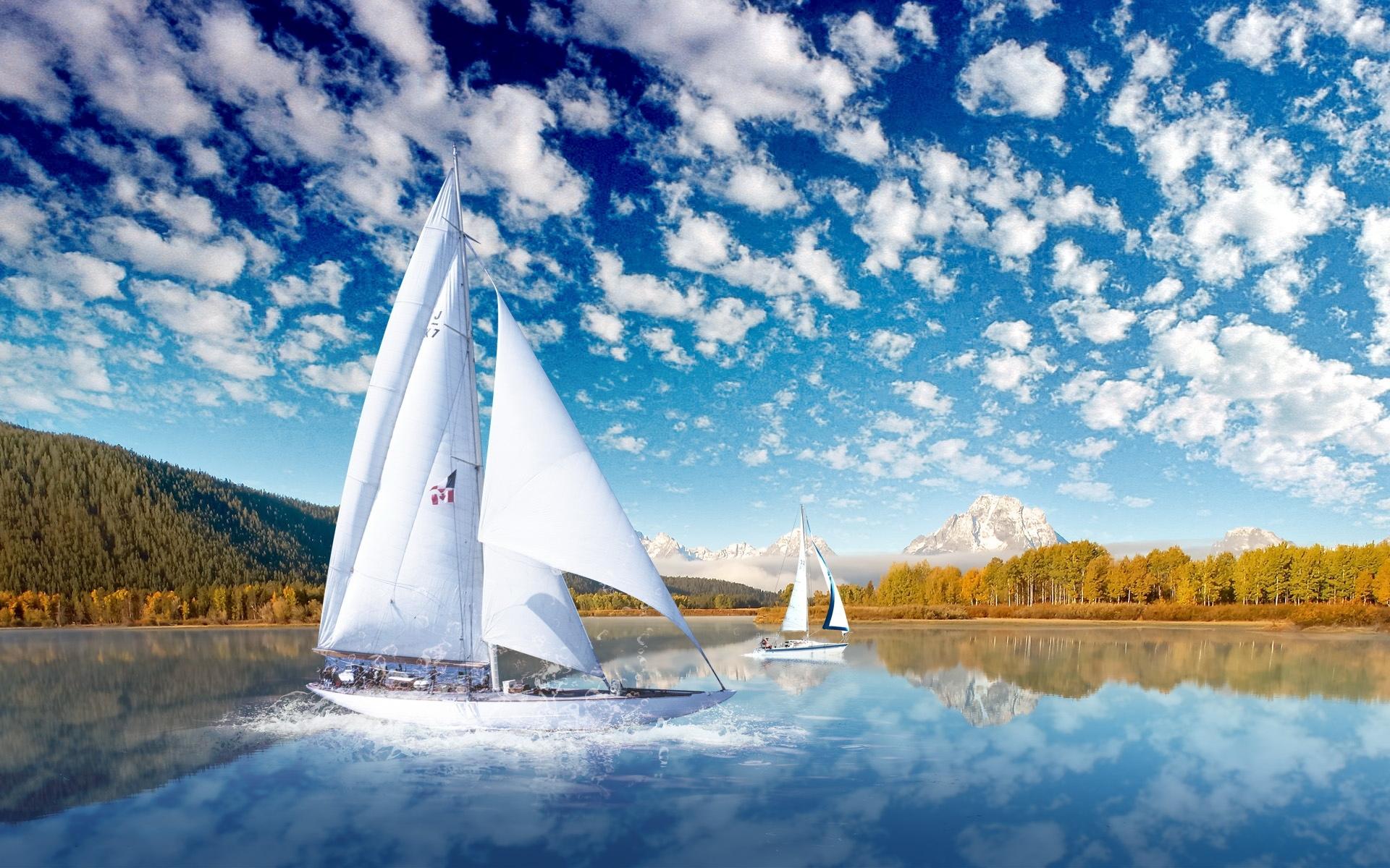 35533 Заставки и Обои Яхты на телефон. Скачать Транспорт, Пейзаж, Яхты картинки бесплатно
