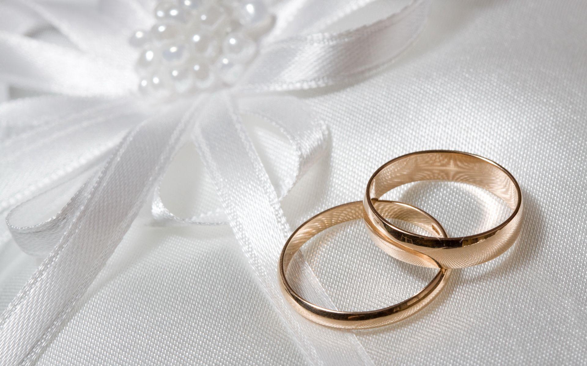 138320 скачать обои Свадьба, Любовь, Кольца, Пара, Платье, Обручальный - заставки и картинки бесплатно