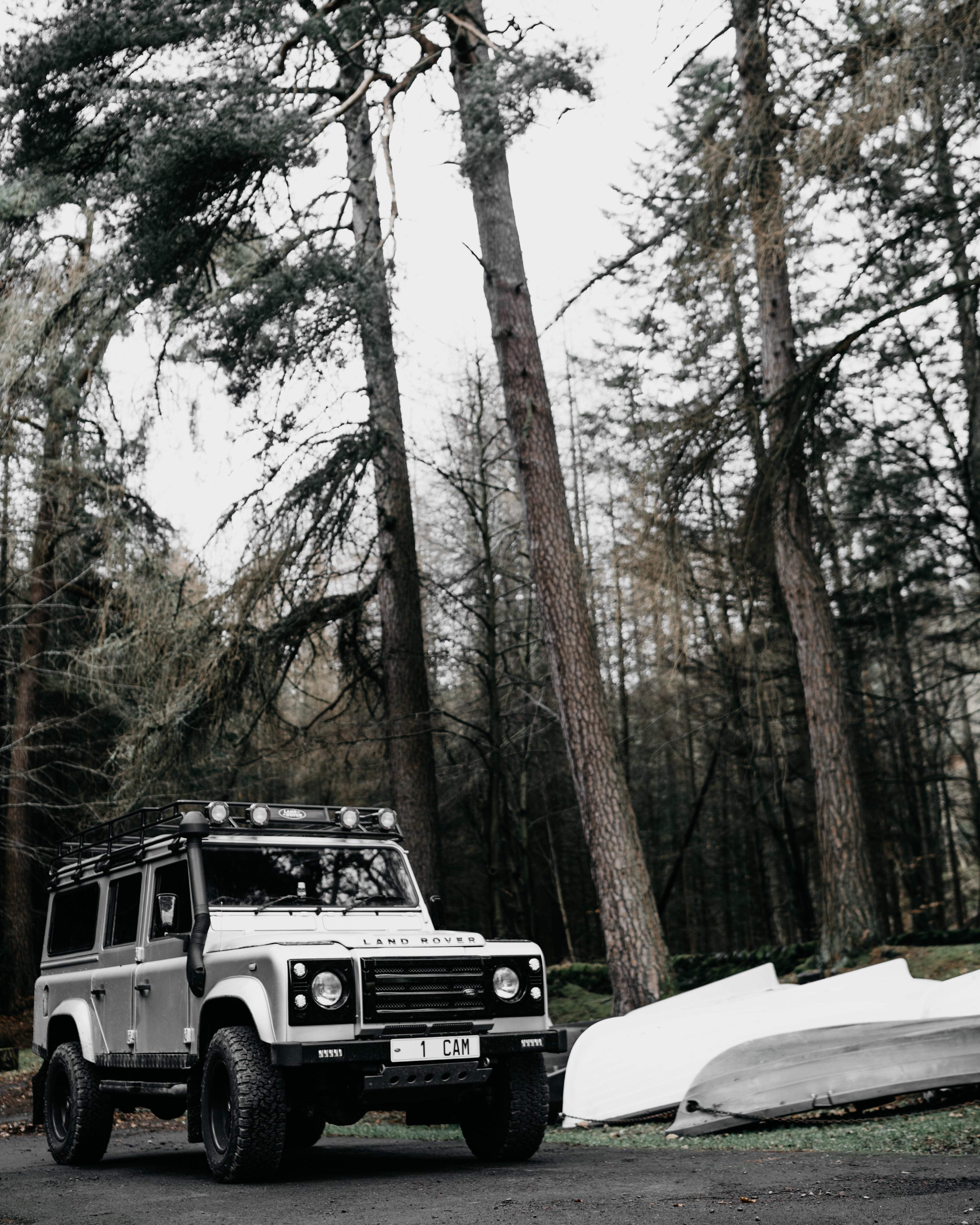 62266 завантажити шпалери Ленд Ровер, Тачки, Позашляховик, Машина, Land Rover Defender, Land Rover Захисник - заставки і картинки безкоштовно