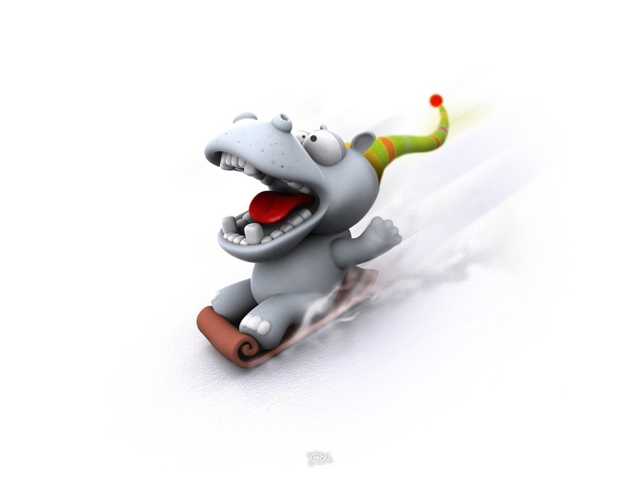 13862 Bildschirmschoner und Hintergrundbilder Humor auf Ihrem Telefon. Laden Sie Humor, Tiere, Winterreifen, Hippos Bilder kostenlos herunter