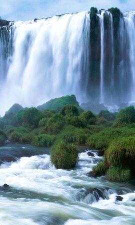 41318 скачать обои Пейзаж, Водопады - заставки и картинки бесплатно