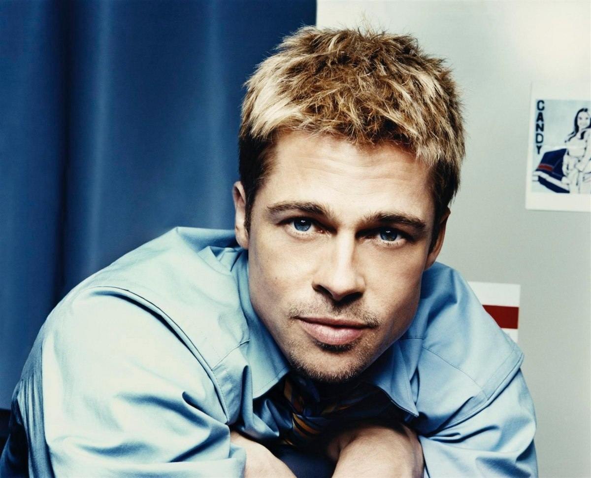 29225 download wallpaper People, Actors, Men, Brad Pitt screensavers and pictures for free