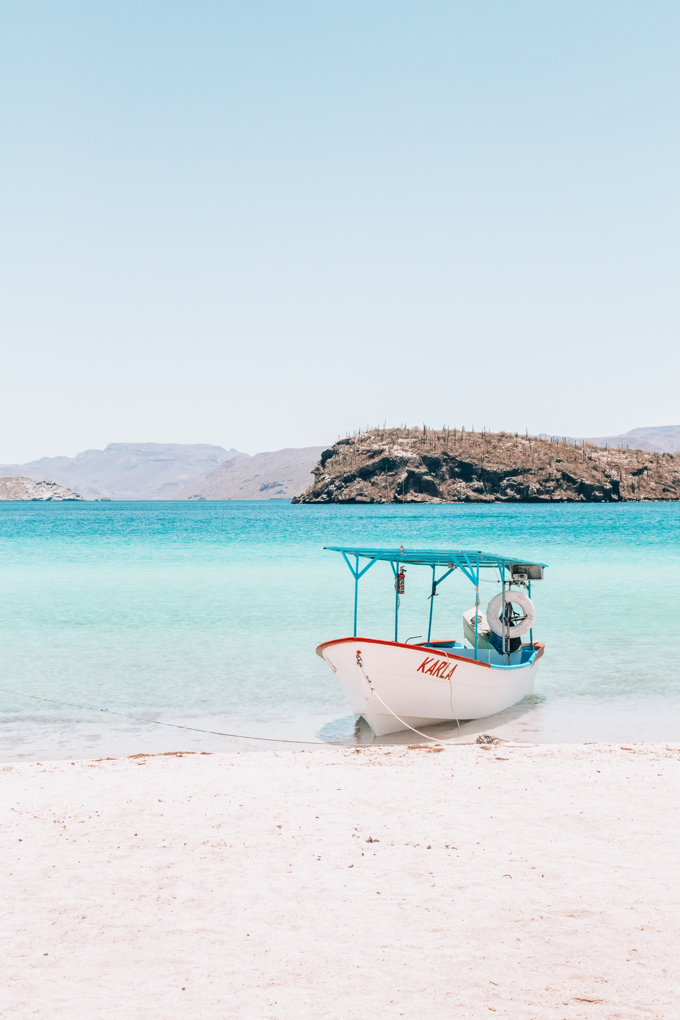 107303 Screensavers and Wallpapers Boat for phone. Download Nature, Water, Sea, Beach, Sand, Shore, Bank, Boat pictures for free