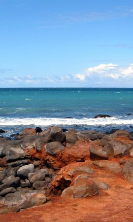30063 скачать обои Пейзаж, Море, Пляж - заставки и картинки бесплатно