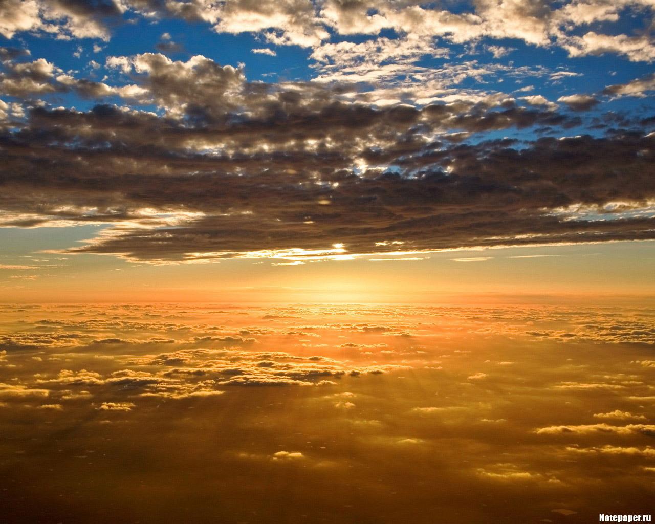 11389 скачать обои Пейзаж, Небо, Солнце, Облака - заставки и картинки бесплатно