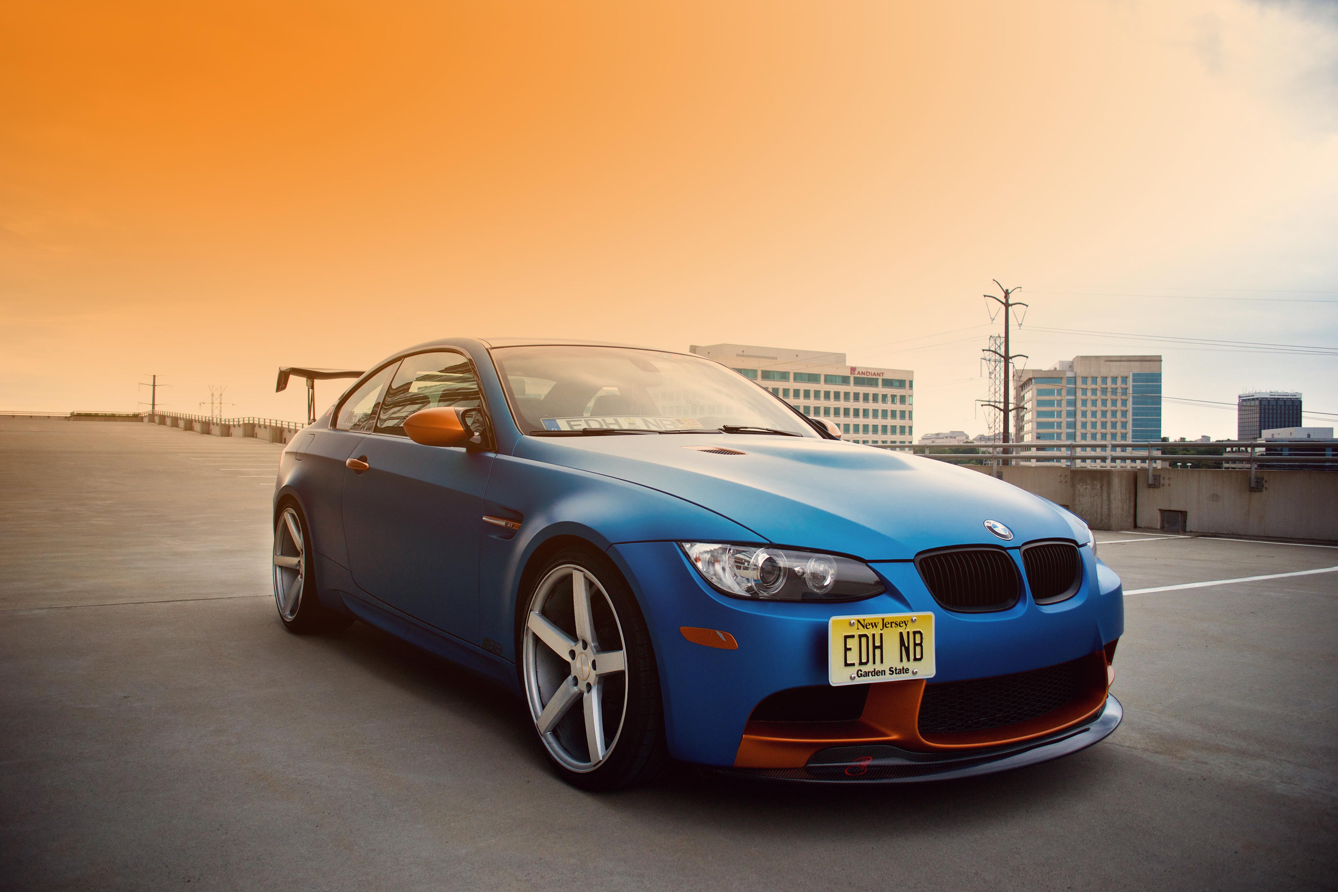 122668 скачать обои Тачки (Cars), Бмв (Bmw), E92, M3, Синий - заставки и картинки бесплатно