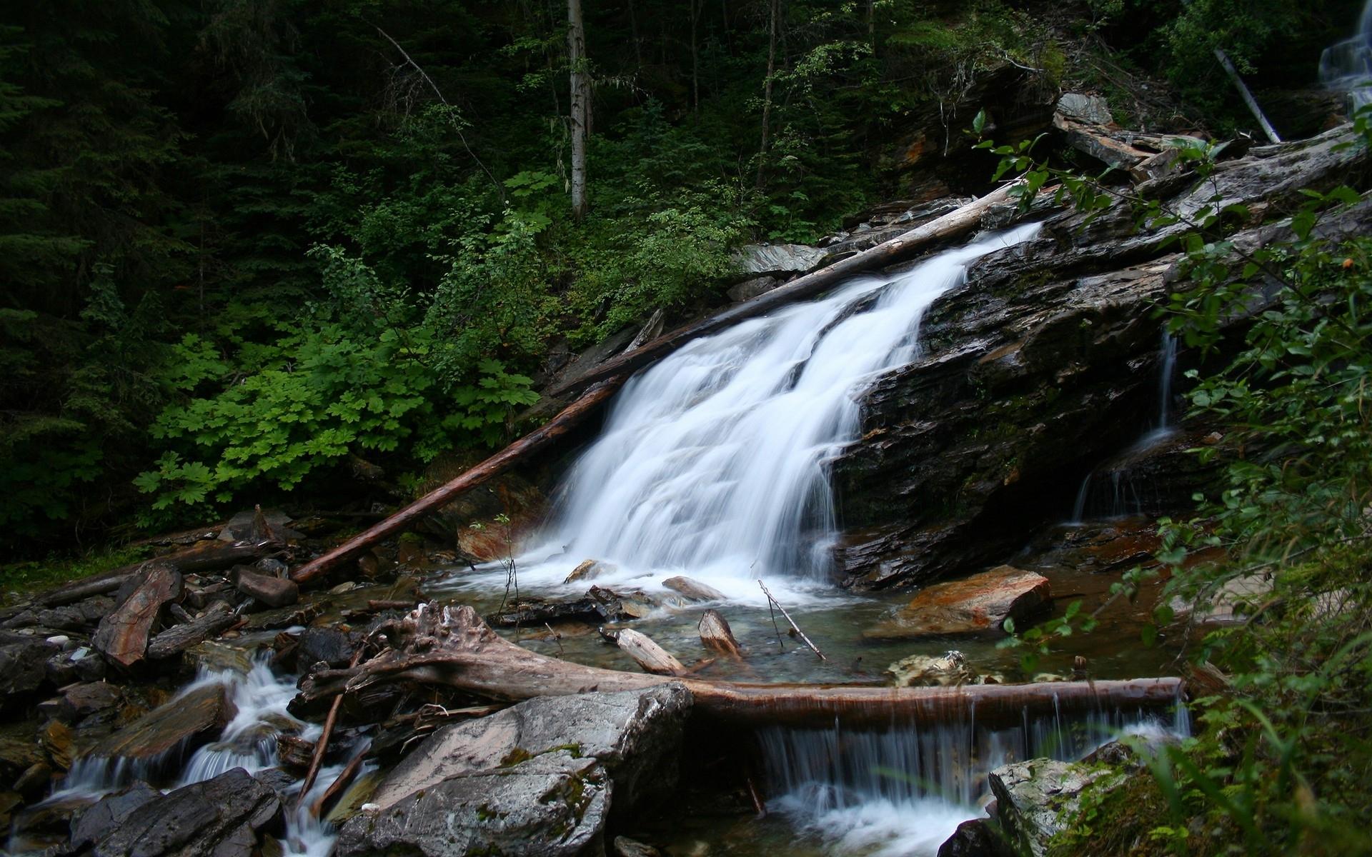 10393 скачать обои Пейзаж, Вода, Река, Водопады - заставки и картинки бесплатно