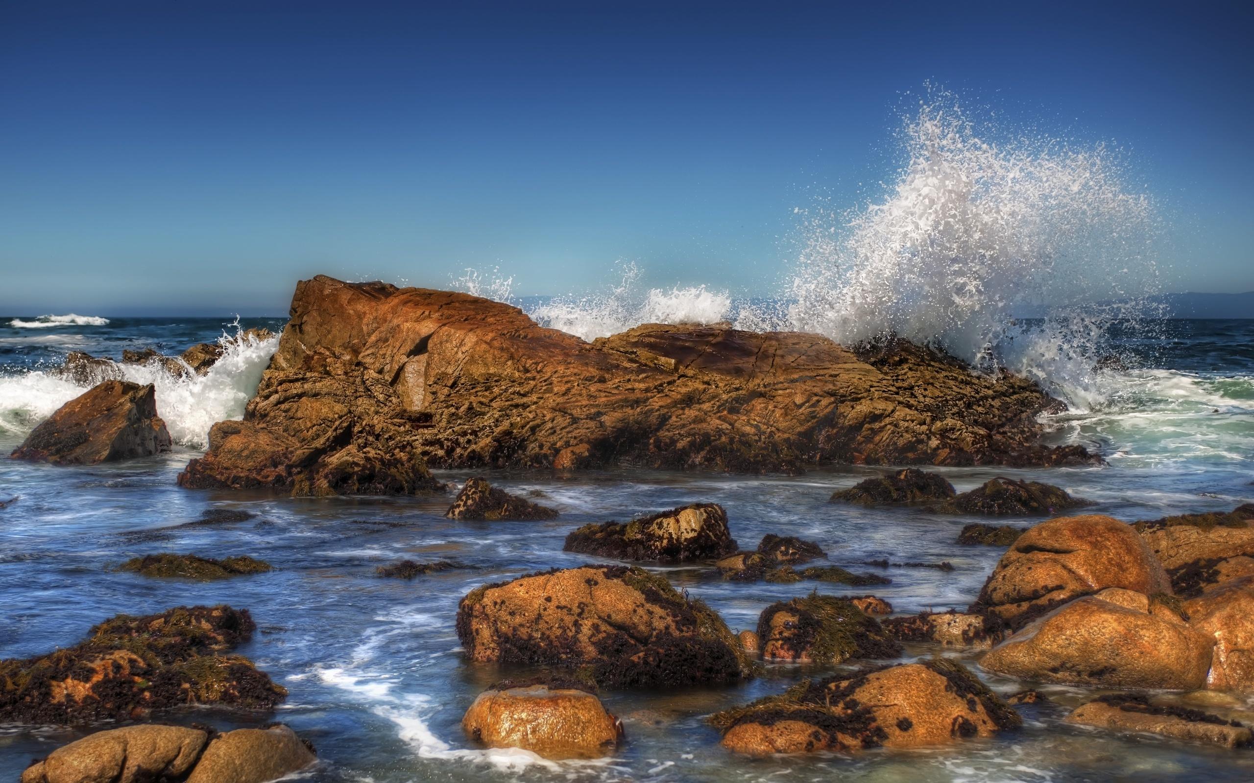 19770 скачать обои Пейзаж, Море, Волны - заставки и картинки бесплатно