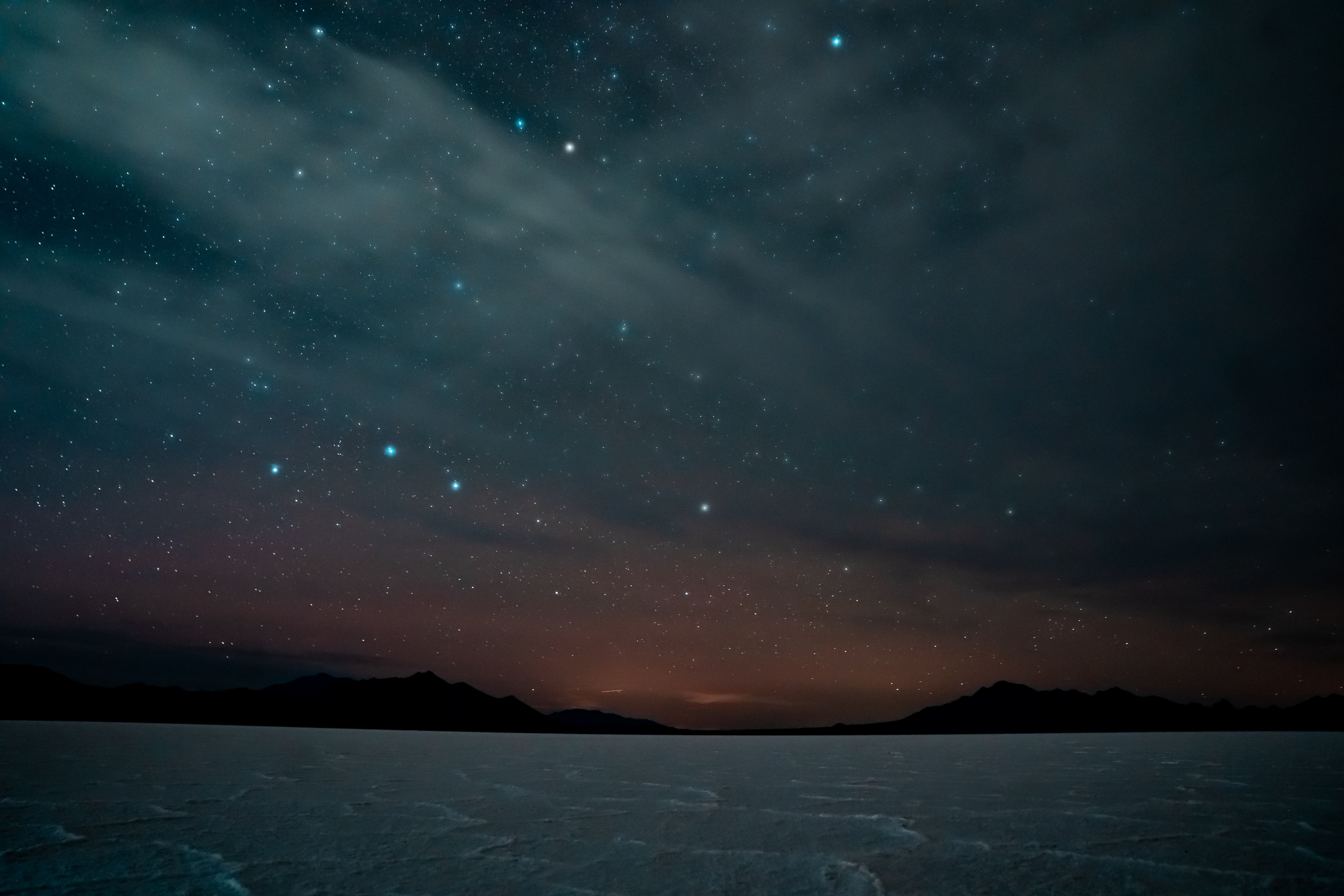 80030 download wallpaper Dark, Night, Starry Sky, Mountains, Landscape screensavers and pictures for free