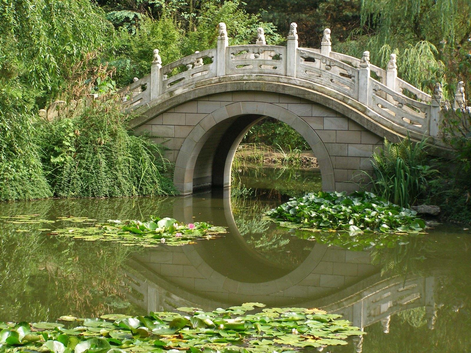 6548 скачать обои Пейзаж, Река, Мосты - заставки и картинки бесплатно