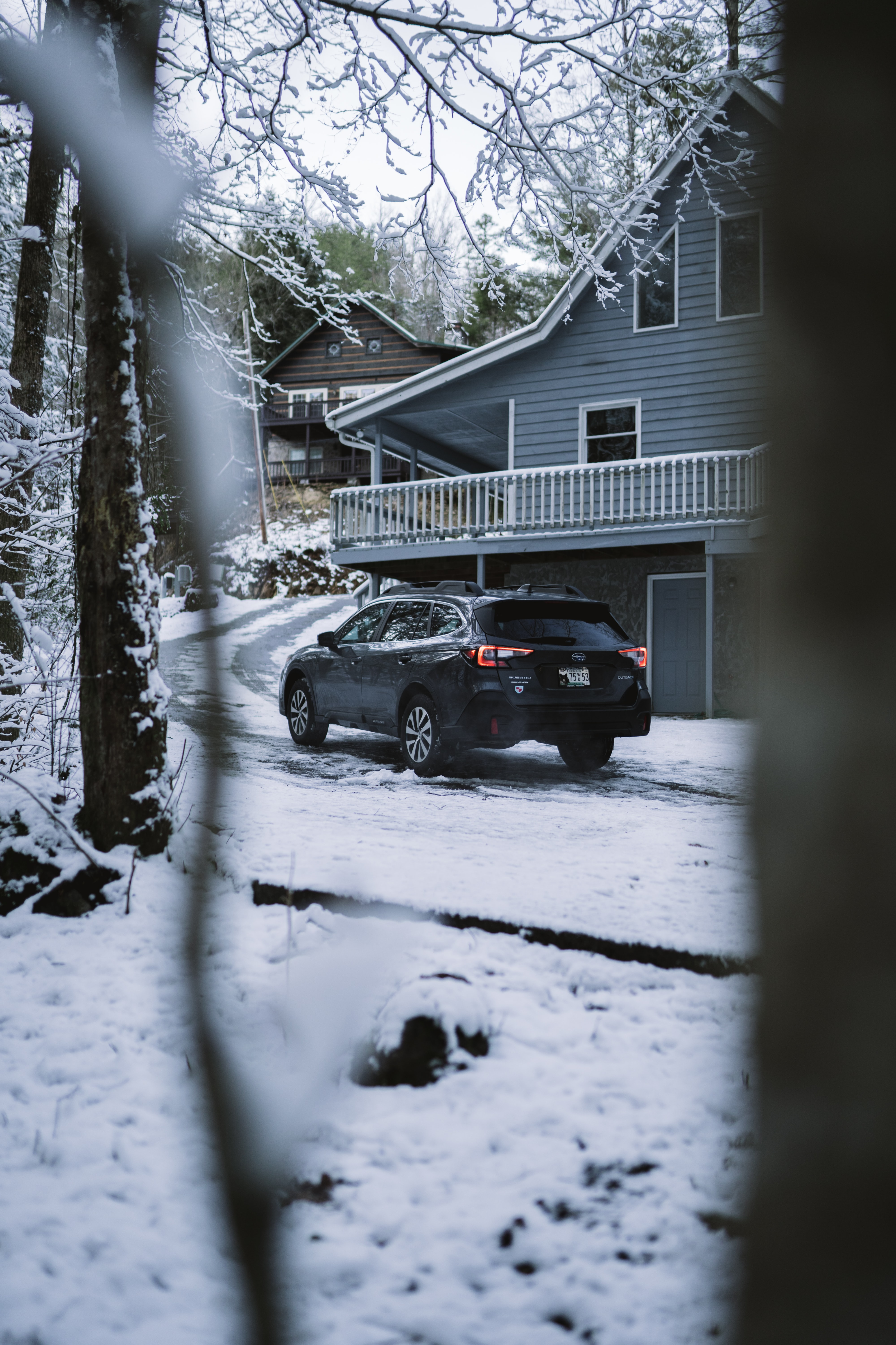 136278 Screensavers and Wallpapers Subaru for phone. Download Winter, Snow, Subaru, Cars, Car, Suv pictures for free