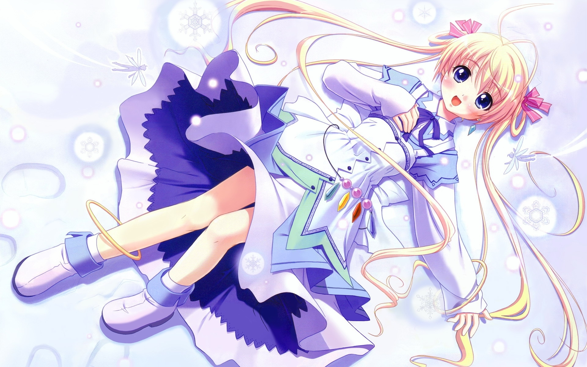 38583 download wallpaper Anime, Girls screensavers and pictures for free