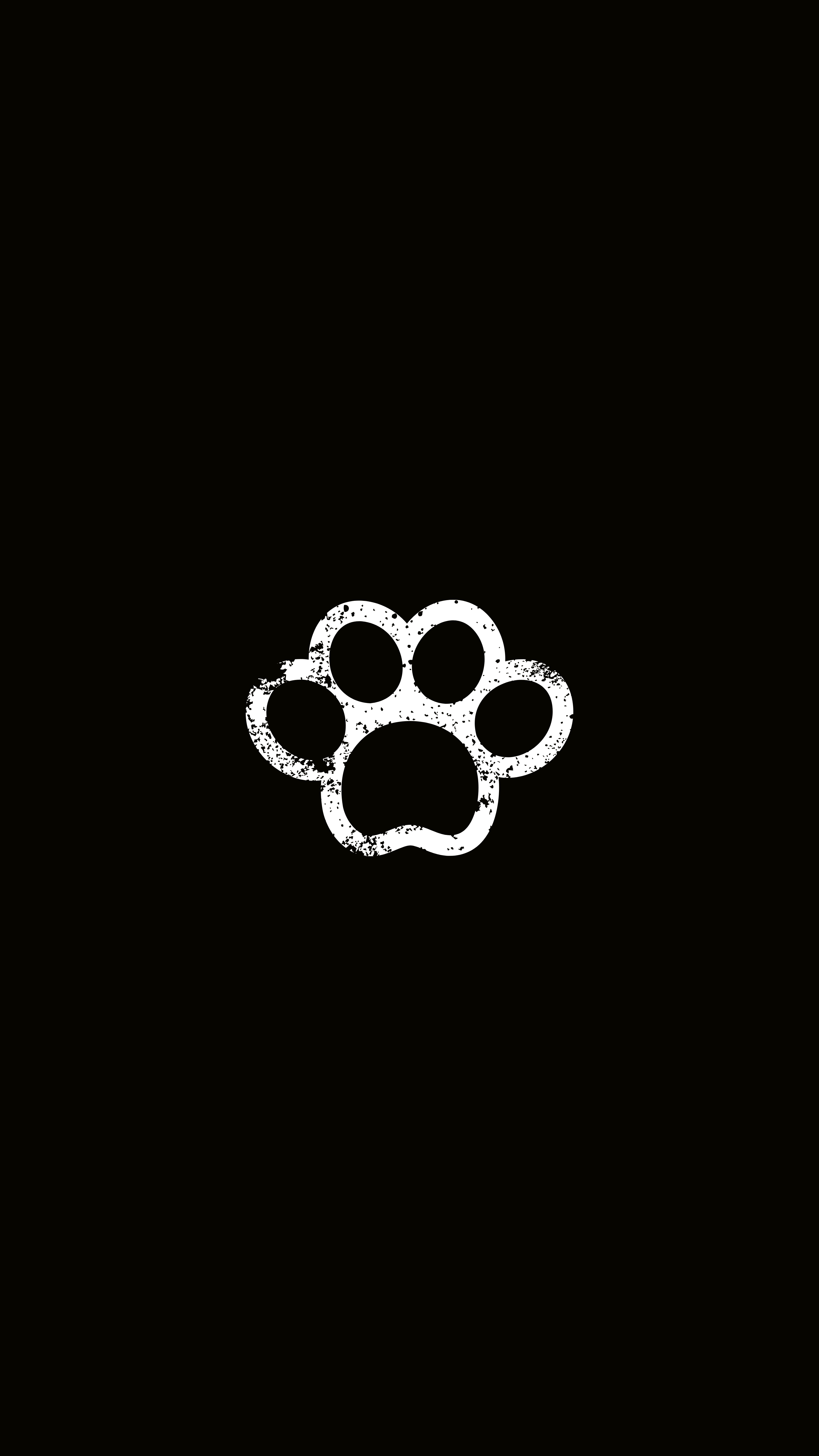 156485 download wallpaper Vector, Paw, Track, Trace, Art screensavers and pictures for free