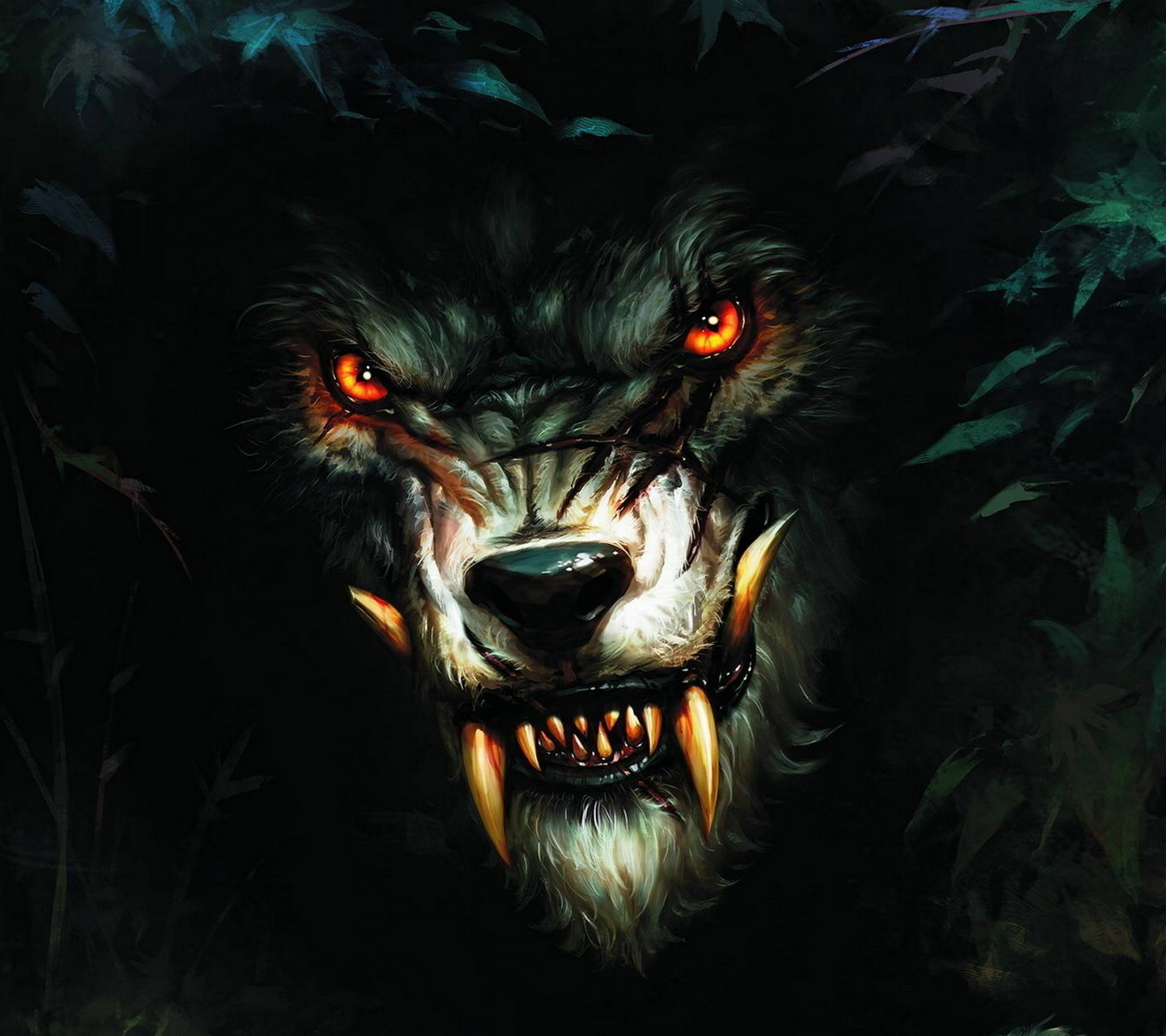 16168 download wallpaper Animals, Wolfs, Art, Pictures screensavers and pictures for free