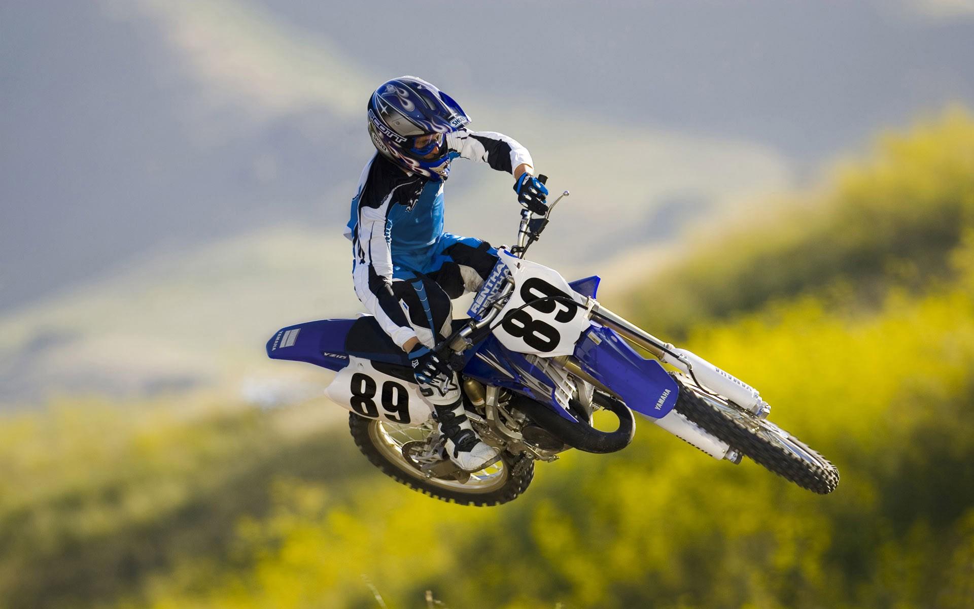 40447 descargar fondo de pantalla Deportes, Motocross: protectores de pantalla e imágenes gratis
