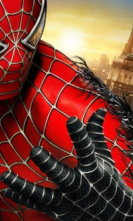 44124 download wallpaper Cinema, Spider Man screensavers and pictures for free