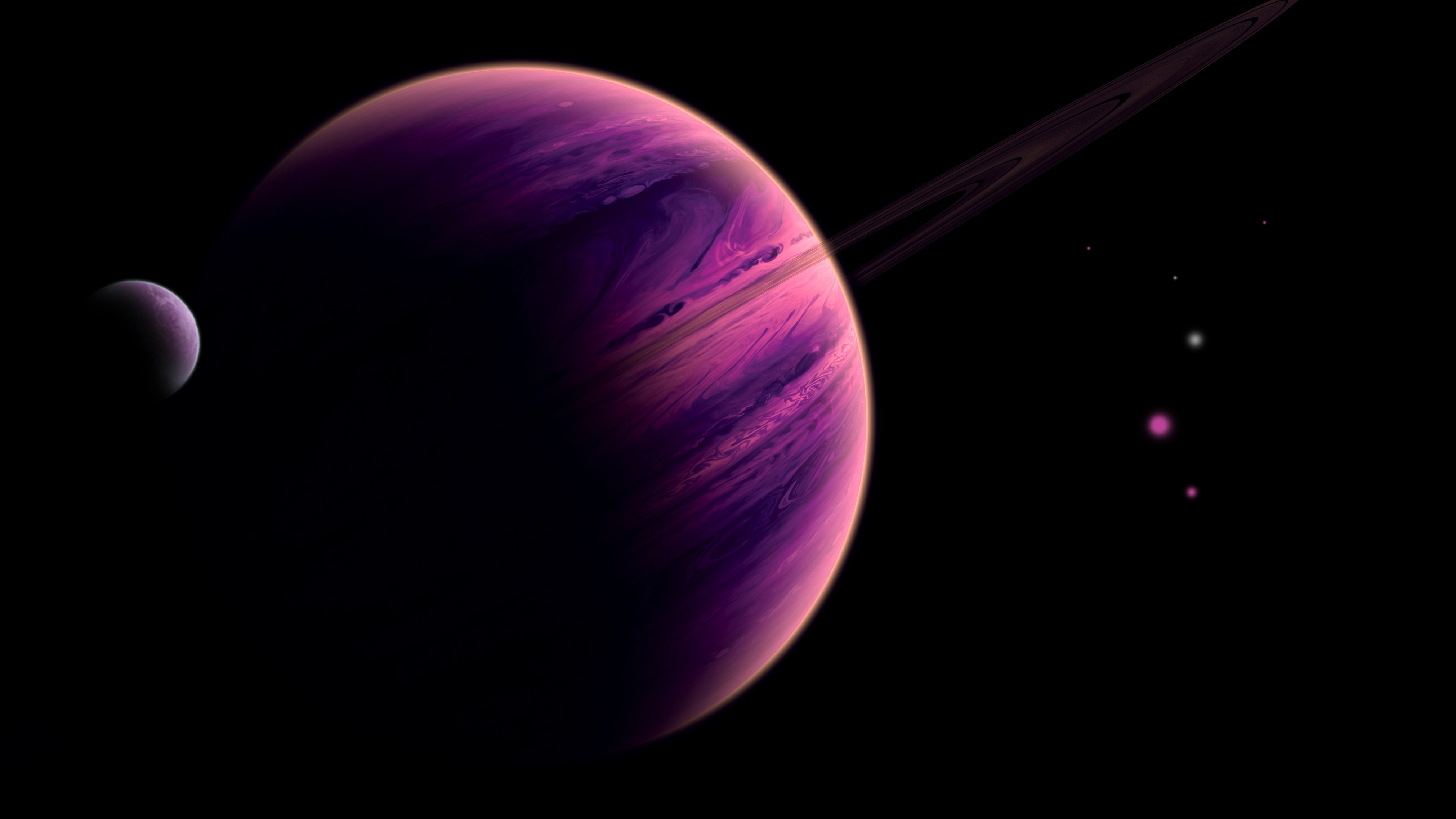 72826 Screensavers and Wallpapers Purple for phone. Download Purple, Universe, Violet, Surface, Planet pictures for free