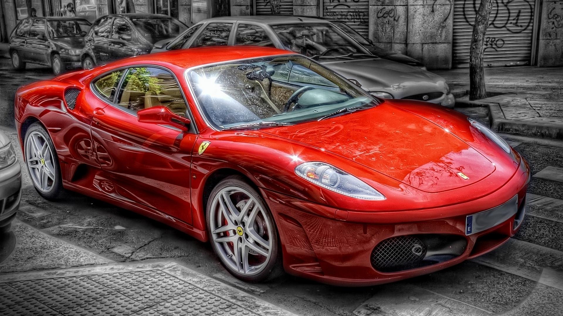 45262 скачать обои Транспорт, Машины, Феррари (Ferrari) - заставки и картинки бесплатно