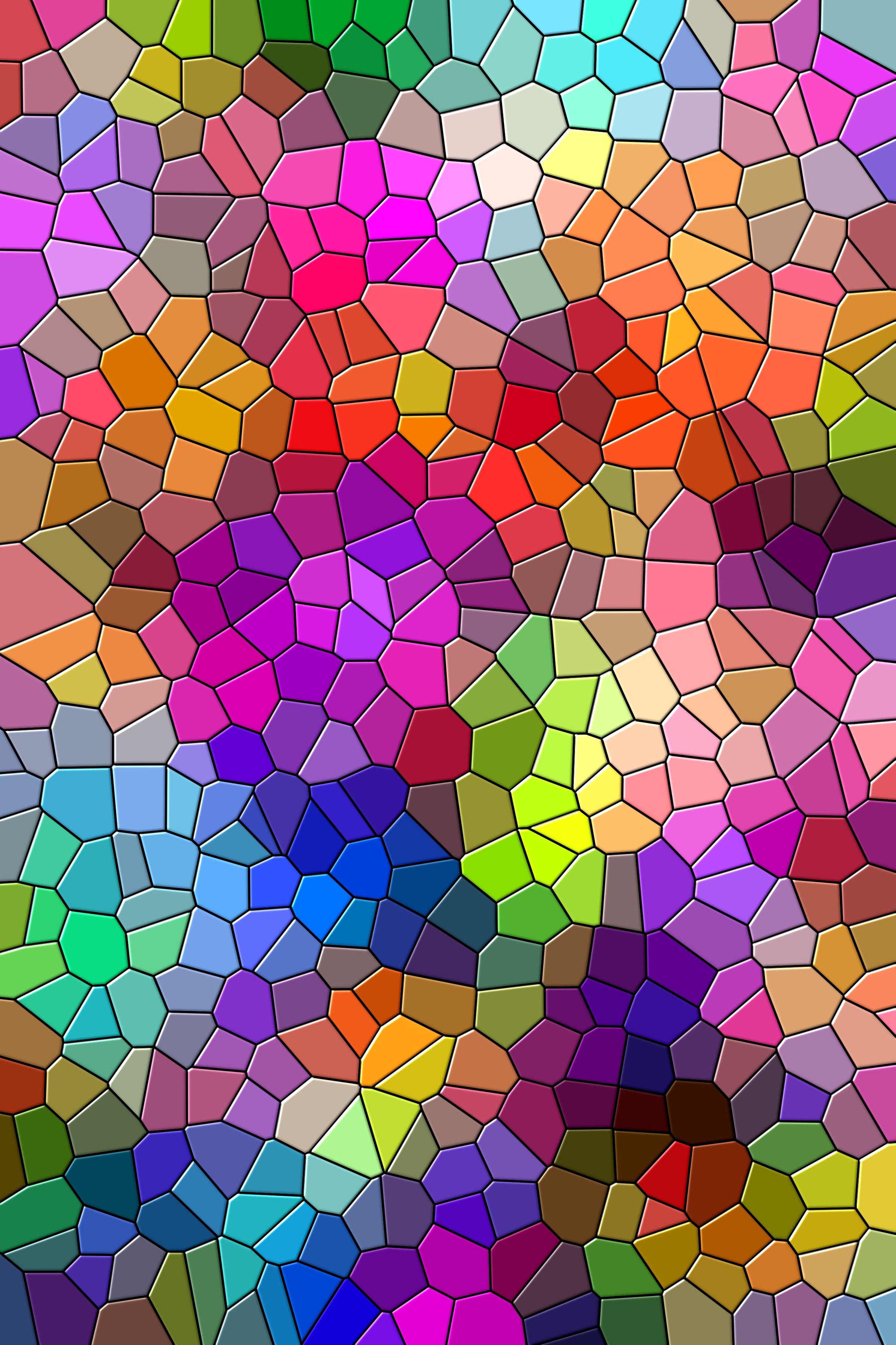 137363 Hintergrundbild herunterladen Texturen, Mehrfarbig, Patterns, Motley, Textur, Mosaik - Bildschirmschoner und Bilder kostenlos
