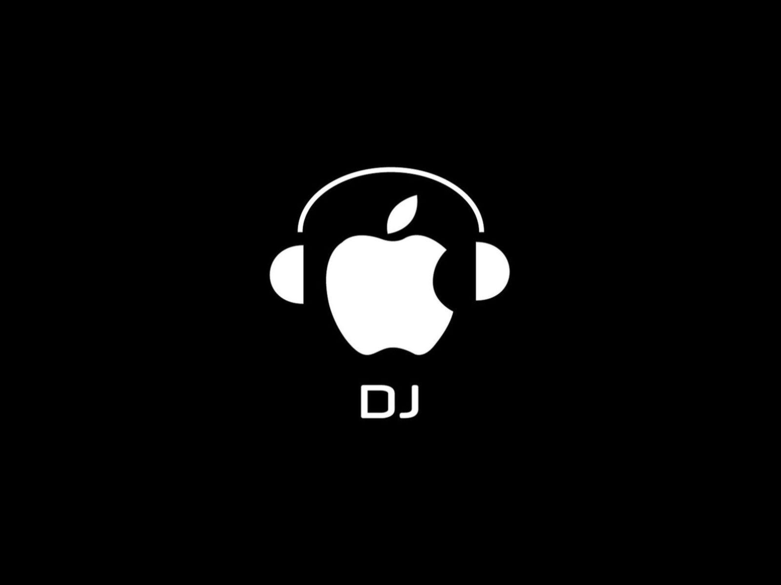 2136 Hintergrundbild herunterladen Apple-, Musik, Marken, Logos - Bildschirmschoner und Bilder kostenlos